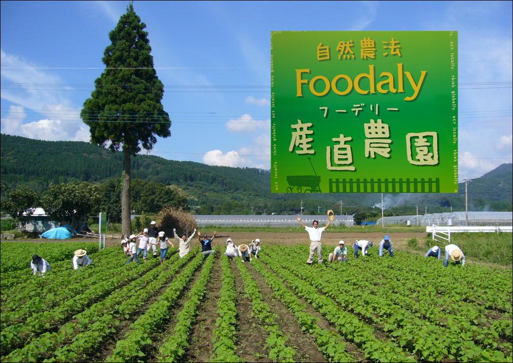 Foodaly産直農園参加者募集中!